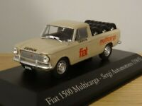 ALTAYA IXO SERGI FIAT 1500 MULTICARGA PICK UP TRUCK 1965 CAR MODEL LX83 1:43