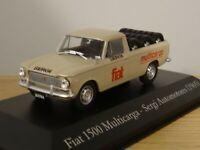 ALTAYA IXO SERGI FIAT 1500 MULTICARGA PICK UP TRUCK 1965 CAR MODEL LX83 1:43