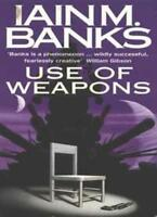 Use of Weapons,Iain M. Banks- 9781857231359