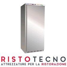 Armadio Frigo Refrigerato Congelatore - 600 Lt. Statico -18°/-22°C professionale