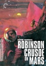 715515025621 Criterion Collection Robinson Crusoe on Mars DVD Region 1