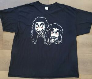 Insane Clown Posse The Great Milenko T Shirt ICP Violent J & Shaggy 2 Dope 2XL