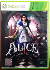 Xbox 360 Game - Alice: Madness Returns