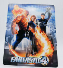 FANTASTIC 4 - Glossy Fridge / Bluray Steelbook Magnet Cover (NOT LENTICULAR)