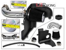 COLD SHIELD INTAKE KIT + BLACK DRY FILTER FOR 11-14 Ford Mustang 5.0L V8