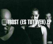 Glashaus Trost (es tut weh) EP (2001) [Maxi-CD]