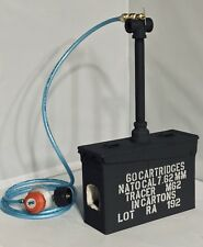 Gas Forge Mini Military Ammo Box Blacksmith Propane Gas Forge W/Hose Kit