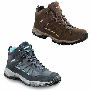 Meindl Nebraska Lady MID GTX Damen Wanderschuhe Gore-Tex Trekkingschuhe Boots