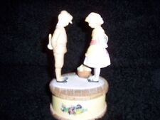 Willitts Design Boy & Girl Figurine 1986 Excellent Gift for Holidays or Any day
