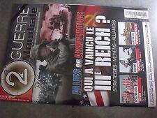 $$p Revue 2e Guerre Mondiale N°63 Qui a vaincu le IIIe Reich  Pacifique  Daech