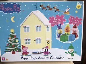 Peppa Pig Advent Calendar Christmas Age 3+