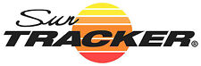 "Pontoon Boat Suntracker Sun Decal Graphic  Sun Tracker High Quality  38""x 12"""