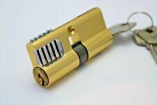 Cutaway Practice Euro Lock, 5 Pin