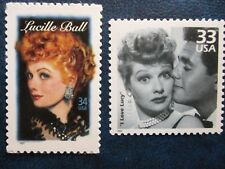 Lucille Ball  Unites States Commemorative Stamps