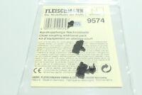 Fleischmann N 2x Kurzkupplungs-Nachrüstsatz 9574 NEU OVP