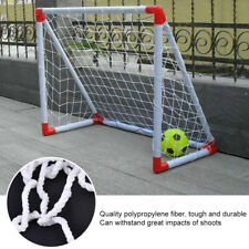 Portable Folding Football Gate Soccer Goal Outdoor Play Training Net
