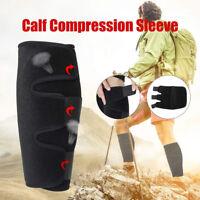 Sports Adjustable Calf Shin Splint Leg Compression Brace Wrap Protector Support