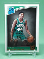 2018-19 Donruss Robert Williams RC, Rated Rookie Card, Boston Celtics
