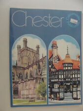 Chester 1970s UK history /guide booklet Colourmaster Publ.
