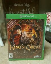 NEW King's Quest The Complete Collection Game Microsoft Xbox One XB1 SEALED