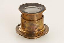 Darlot Paris Brass Projection Lens // 24009,2