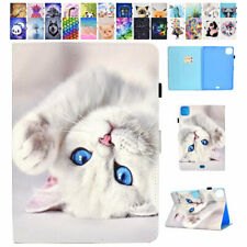 Cute Smart Stand Leather Tablet Case For Apple iPad Pro 11 2020 2nd Generation