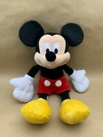 "Disney Store Mickey Mouse Plush Stuffed Animal Genuine Original Authentic 18"""