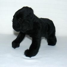 """GORILLA ANIMATED BATTERY OPERATED SOFT MONKEY APE 7"""" X 8"""" PLAY TOY"""