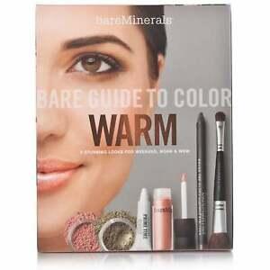bareMinerals bare Minerals bare guide to color warm set