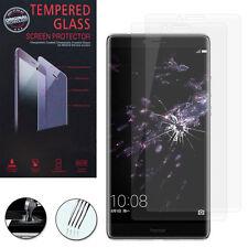 2x Cristal protector para Huawei Honor Note 8 / V8 Max real DE PANTALLA