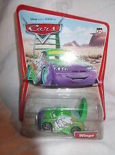 Disney Pixar Cars Wingo on Desert Card Mattel BNIB See Pics