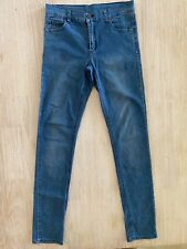 Cheap Monday 'Tight Very Nice' Skinny Blue Women's Jeans - Size 30/34