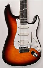 1991 Fender Stratocaster ULTRA Sunburst Flame ~MINT~ 1990s Strat Original Case