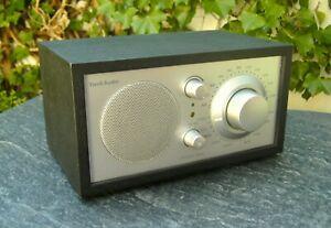 NEU: Orig. TIVOLI Model One, Designer: HENRY KLOSS, AM/FM-Radio schwarz, NP:229€