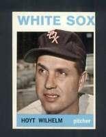 1964 Topps #13 Hoyt Wilhelm EXMT/EXMT+ White Sox 124527