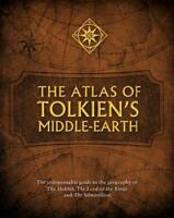 The Atlas of Tolkien's Middle-Earth by Karen Wynn Fonstad (author)