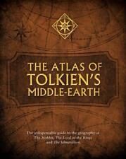 The Atlas of Tolkien's Middle-Earth by Karen Wynn Fonstad (author)