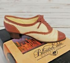 Just The Right Shoe Raine Biltmore Brogue Ballyhoo #25416 2000 *Mint* With Box