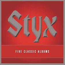 Styx - 5 Classic Albums (NEW CD SET)