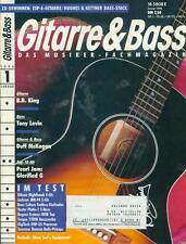 Gitarre & Bass 1994/01 (B. B. King)
