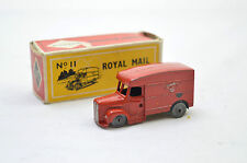 MORESTONE BUDGIE MINIATURES 11 MORRIS ROYAL MAIL VAN