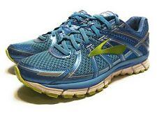 Brooks Adrenaline GTS 17 Running Shoes Blue Green 120231B464 Womens Size 9.5