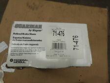 78 Fits Dodge Omni Rear Drum Brake Shoe Set 71-476 BP-11