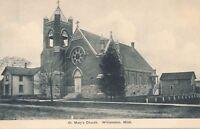 WILLIAMSTON MI – St. Mary's Church
