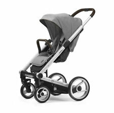 Brand new in box Mutsy i2 pushchair Farmer mist with silver chassis & raincover