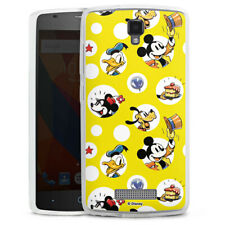 ZTE Blade L5 Silikon Hülle Case Handyhülle - Character Circus