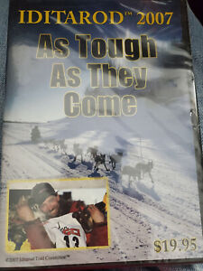 Iditarod 2007: As Tough As They Come (DVD, 2007)  New/Sealed
