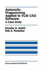 Automatic Programming Applied to VLSI CAD Software: A Case Study (The Springer I