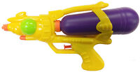 "1 Water Pistol 10"" Super Shot Soaker Wet Gun Fight Cannon Garden & Beach Toy 714"
