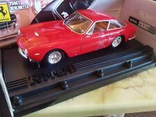 Hotwheels 1:18  Ferrari 250GT Berlinetta Red